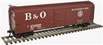 Baltimore & Ohio_B&O_Atlas 40' X-29 Boxcar_3001908_3Rail