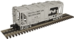 Burlington Northern_BN_Atlas 70 Ton Covered Hopper_3005112_3Rail