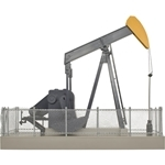 Atlas Building_Operating Oil Pump_66905
