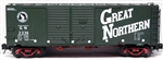 Great Northern_GN_Atlas 40' AAR Double Door Steel Boxcar_8718_3Rail