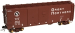 Great Northern_GN_Atlas 40' AAR Double Door Steel Boxcar_8725_3Rail