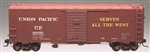 Union Pacific_UP_Atlas 40' AAR Steel Boxcar_9559_2Rail