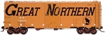 Great Northern_GN_Atlas 40' AAR Steel Boxcar_9567_2Rail