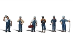 Woodland Scenics Figures_Train Mechanics_A2721