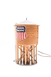 Broadway Ltd Building_Water Tower-Union Pacific_UP_BLI6095_HO Scale