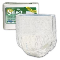 Select, Disposable Absorbent Underwear