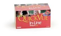 Quidel QuickVue In-line Strep A Kit