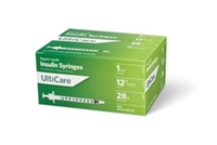 ULTIMED ULTICARE Insulin Syringe