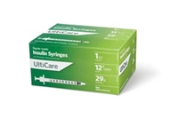 ULTIMED ULTICARE Insulin Syringes