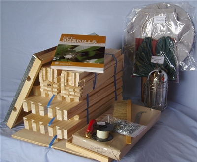 Beginners Kit- assemble yourself- 8 frame