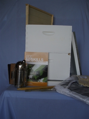 Beginners Kit fully made up 8 frame