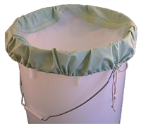 Cotton and Nytrel Strainer to fit both the 27 and 34kg kg bucket