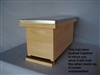 Solid Pine Nucleus Hive ready to assemble