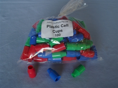 Plastic Cell Cups per 100