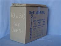 Foundation HALF DEPTH medium brood per carton(150sheets)