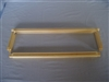 "Wooden Frames HALF DEPTH 5/8"" bottom bar 1-99"