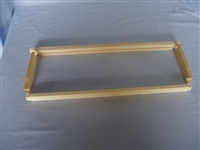 "Wooden Frames IDEAL 3/8"" bottom bar 1-99"