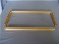 "Wooden Frames WSP 5/8"" bottom bar 1-99"
