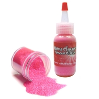 Mama Clown Glitter Hot Pixie Pink-- 1 oz poofer