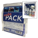 scuba PACK with Quick spit antifog