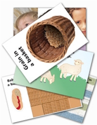 Wee Wonder Bible Activity Cards 10: We help others