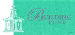 Building Fund Offering Envelopes - package of 100