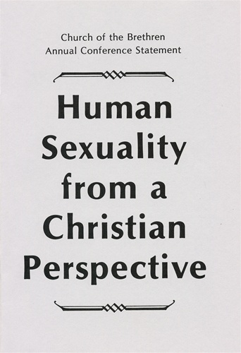 my perspectives on human sexuality Africa regional sexuality resource centre 2 understanding human sexuality seminar series human sexuality in nigeria: a historical perspective.