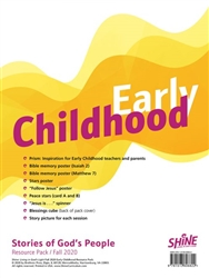 Early Childhood Resource Pack, Fall 2017
