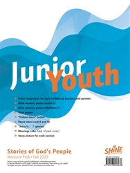 Junior Youth Resource Pack, Fall 2018