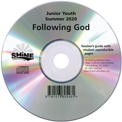 Junior Youth CD, Summer 2018