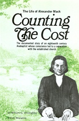 Counting the Cost: The Life of Alexander Mack