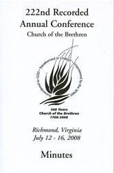 2008 Annual Conference Minutes: 300 Years