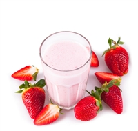 One Stop Flavors - Strawberry Milk - 16 oz