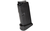 GLOCK MAG OEM 43 9MM 6RD W/+ EXT