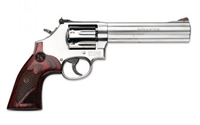 "Smith & Wesson 686 PLUS DLX 6"" 357MG STS 7RD WD"
