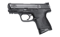 "Smith & Wesson M&P COMP 3.5"" 9 B 12R WO/IL WO/MD, handgun,"