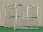 Our 6'x 8' Dog Kennels ~ Heavy Duty ~ Order Online Today! ~ Free Shipping! *