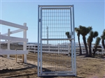 6'x3' Dog Kennel Gate Panel