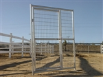 6'x5' Dog Kennel Gate Panel
