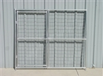 6'x7' Dog Kennel Gate Panel