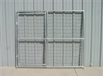 6'x8' Dog Kennel Gate Panel