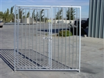 6'x6' European Style Dog Kennel Gate Panel