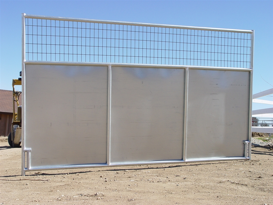 6 X 11 Dog Kennel Fight Guard Panel