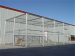 Our Exotic Animal Enclosure:  24'W x 12'D x 8'H ~ $3975.00 ~ Order Online Today! ~ Free Shipping! *
