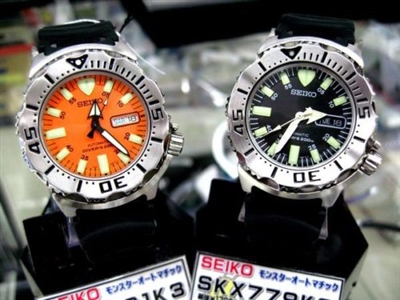 20mm SEIKO genuine rubber dive strap 4HX0JBR JDM