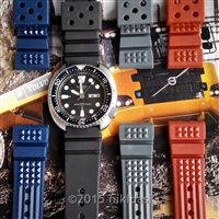 M22 22mm Marinemaster strap SPECIAL PROMO (2 x straps !)