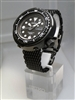 SHARK MESH (WITH removeable links) PVD BLACK or GUNMETAL