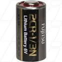 FUJITSU 2CR1/3N (V28PXL) 6V LITHIUM BATTERY