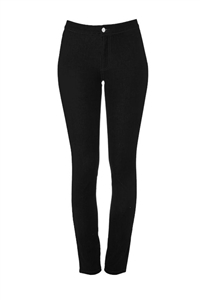 Super Stretch Legging Jean Black
