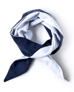 Nautical Skinny Neck Scarf